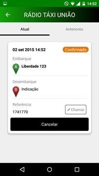 RADIOTAXIUNIAO apk screenshot