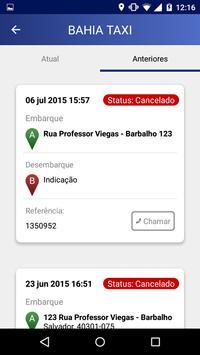 Bahia Taxi apk screenshot