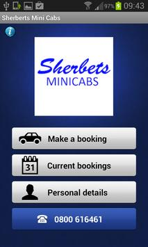 Sherbets Mini Cabs poster