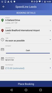 Speedline Leeds apk screenshot