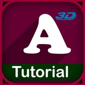 Learn AutoCad 3D Tutorials icon