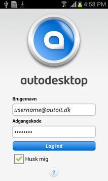 AutoDesktop poster
