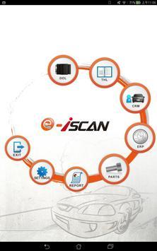 e-iSCAN:Car Diagnostic System apk screenshot