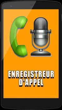 Enregistreur d'appel 2015 poster