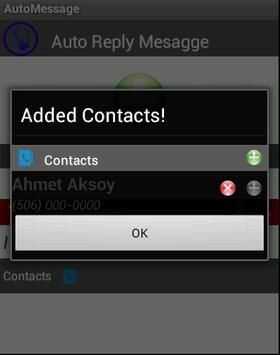 Auto Message apk screenshot