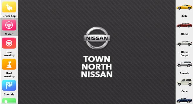 Town North Nissan apk screenshot
