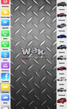 wkchevy apk screenshot