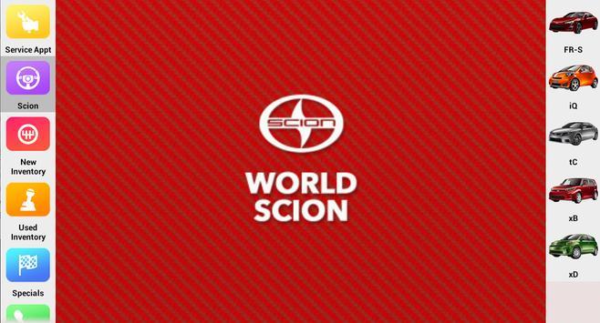 World Scion apk screenshot