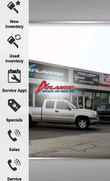 Atlantic Chrysler Jeep Dodge poster