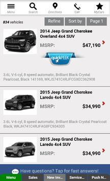Atlantic Chrysler Jeep Dodge apk screenshot