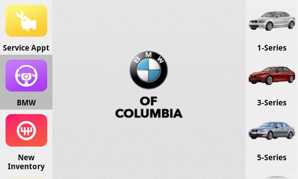 BMW of Columbia poster
