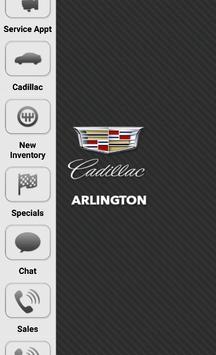 Cadillac of Arlington poster