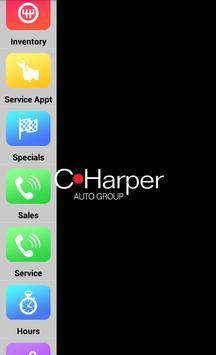 C Harper Auto Group poster