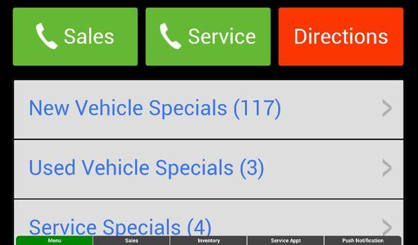 C Harper Auto Group apk screenshot