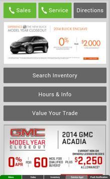 Courtesy Buick GMC Birmingham apk screenshot