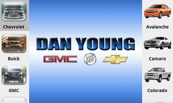 Dan Young GM Center poster
