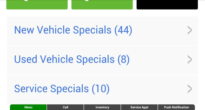 Daniels Long Chevrolet apk screenshot