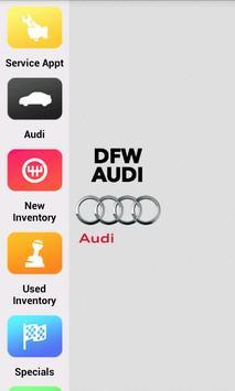 DFW Audi poster