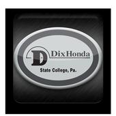 Dix Honda icon