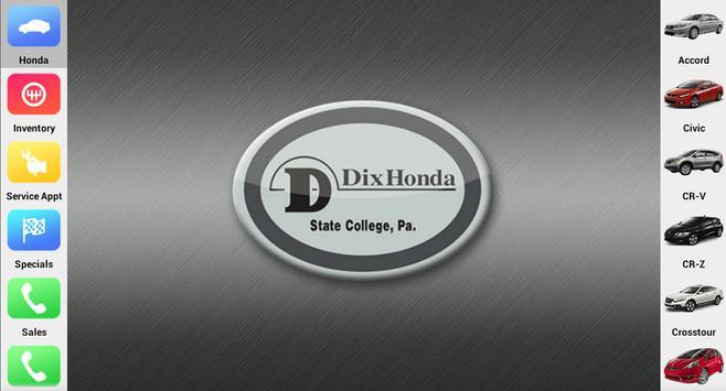 Dix Honda apk screenshot