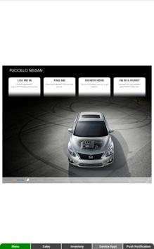 Fuccillo Nissan Liverpool apk screenshot
