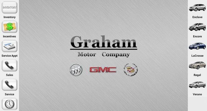 Graham Motors Dealer App apk screenshot