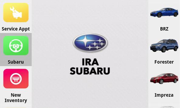 Ira Subaru poster