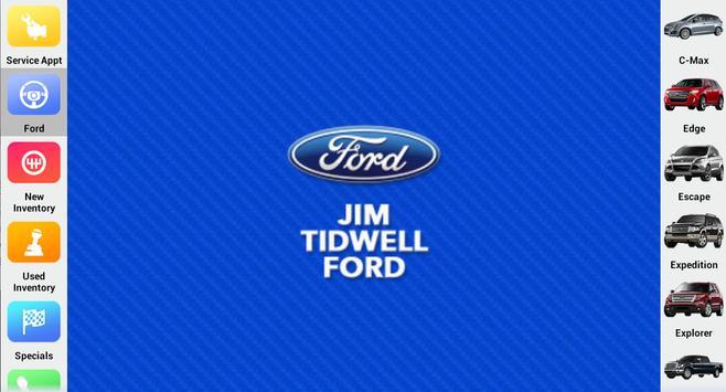Jim Tidwell Ford apk screenshot
