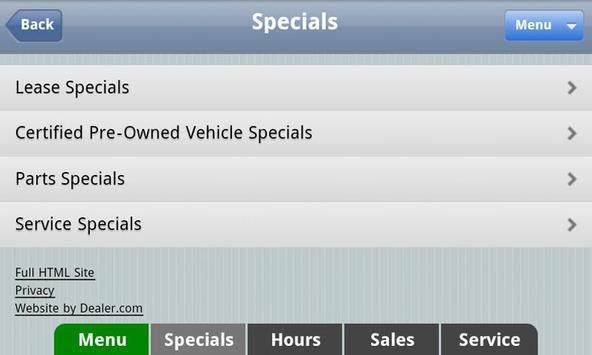 McKenna BMW apk screenshot
