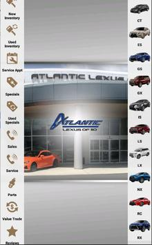 Atlantic Lexus of 110 apk screenshot