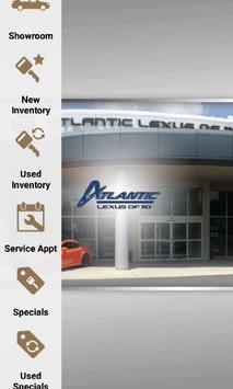 Atlantic Lexus of 110 poster