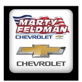 Marty Feldman Chevrolet icon