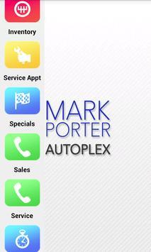 Mark Porter Autoplex poster