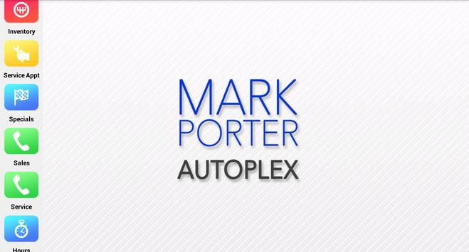 Mark Porter Autoplex apk screenshot