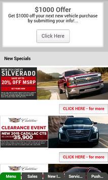MB Chevy Cadillac apk screenshot