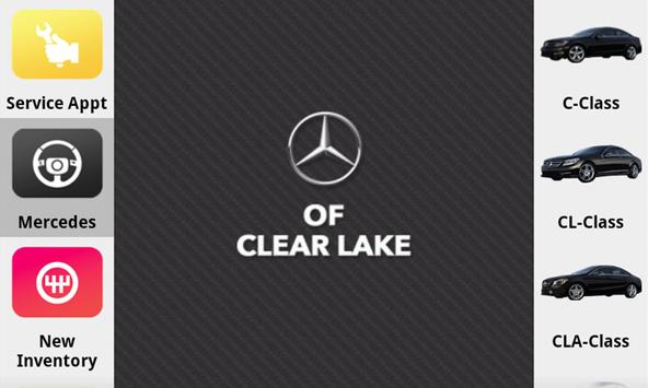 Mercedes-Benz of Clear Lake poster