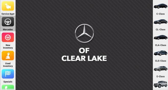 Mercedes-Benz of Clear Lake apk screenshot