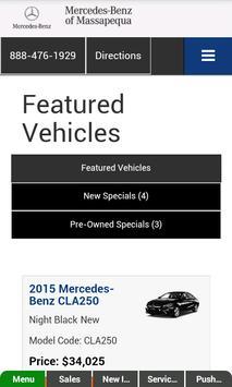 Mercedes-Benz of Massapequa apk screenshot