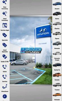 Mid-Island Hyundai apk screenshot