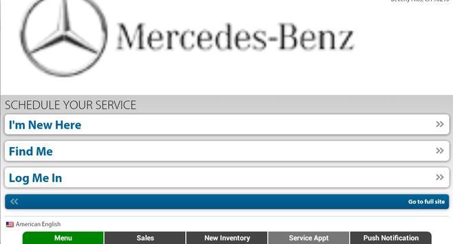Mercedes-Benz of Beaumont apk screenshot