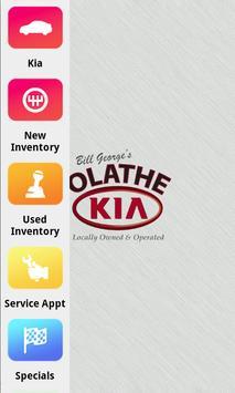 Olathe Kia Dealer App poster