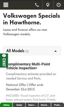 Pacific Volkswagen apk screenshot