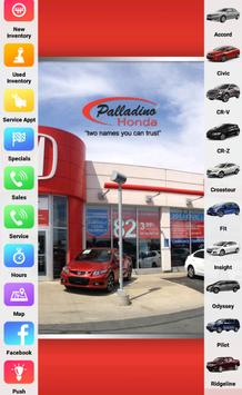 Palladino Honda apk screenshot