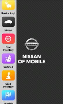 Nissan of Mobile poster