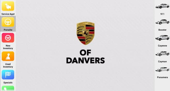 Porsche of Danvers apk screenshot
