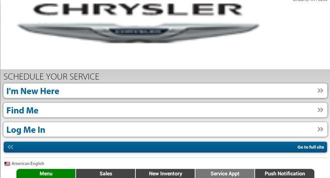 Rancho Chrysler Jeep Dodge RAM apk screenshot