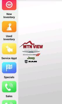 MTN View Chrysler poster