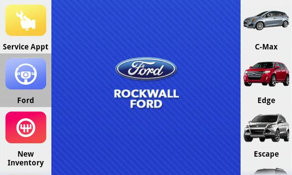 Rockwall Ford poster