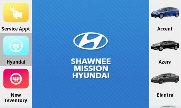 Shawnee Mission Hyundai poster