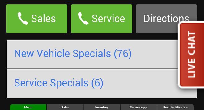 Simpson Buick GMC apk screenshot
